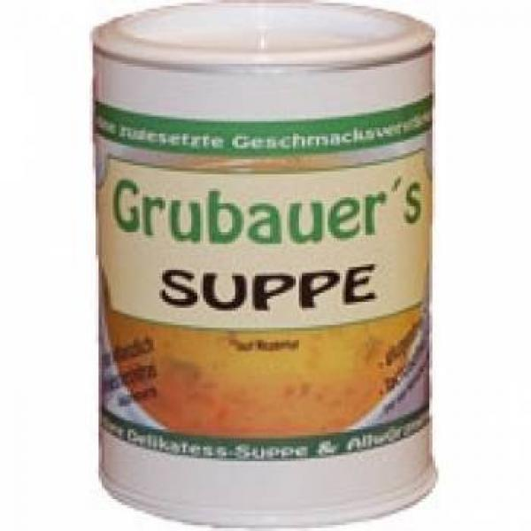 Grubauers Suppe 400g Dose